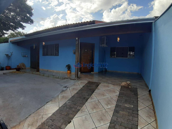 Casa À Venda, 150 M² Por R$ 330.000,00 - Conjunto Cafezal 4 - Londrina/pr - Ca1322