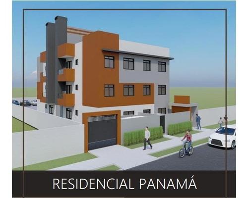 Imagem 1 de 7 de Apartamento Para Venda Em São José Dos Pinhais, Parque Da Fonte, 2 Dormitórios, 1 Banheiro, 2 Vagas - 91_2-1235659