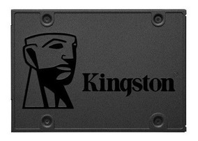 Hd Ssd 120gb Sata 3 Kingston A400 10x Mais Rápido Original