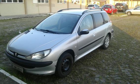 Peugeot 206 Sw 1.4 Presence 5p 2005
