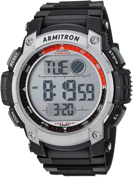 Reloj Armitron Sport Digital 40/8252blk Cronografo