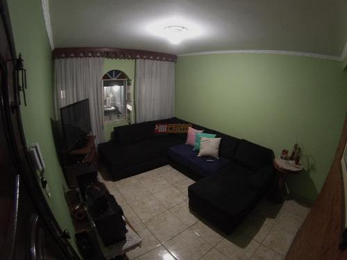 Sobrado No Bairro Centro Em Sao Bernardo Do Campo Com 03 Dormitorios - V-29187
