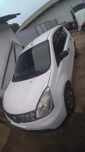 (7) Sucata Nissan Livina 1.6 16v  2010 (retirada De Peças)