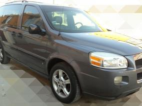 Chevrolet Uplander 3.9 Lt Extendida Mt 2007