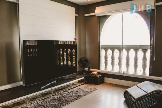 Cobertura Com 3 Dormitórios À Venda, 260 M² Por R$ 1.450.000 - Jardim Esplanada - São José Dos Campos/sp - Co0050