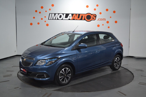 Chevrolet Onix 1.4 Ltz M/t 2014 - Imolaautos-