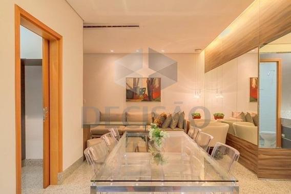 Apartamento 3 Quartos À Venda, 3 Quartos, 2 Vagas, Funcionários - Belo Horizonte/mg - 5568