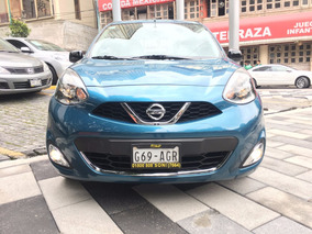 Nissan March Sr 2016 Std, Excelentes Condiciones!