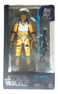 #10 Bossk Star Wars The Black Series Hasbro 6