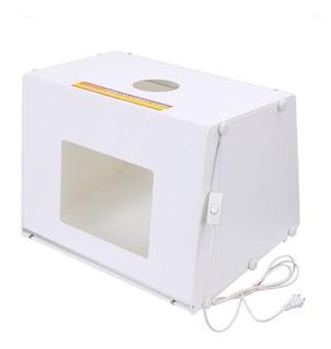 Andoer - Mini Kit Portatil 20x16 Fotografia Softbox Caja De