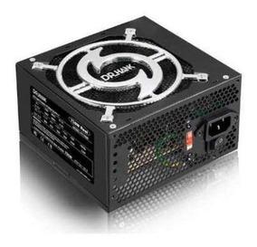 Fonte Real Dr.hank Switching Power Ph-700b P8 Pci6+2 Atx