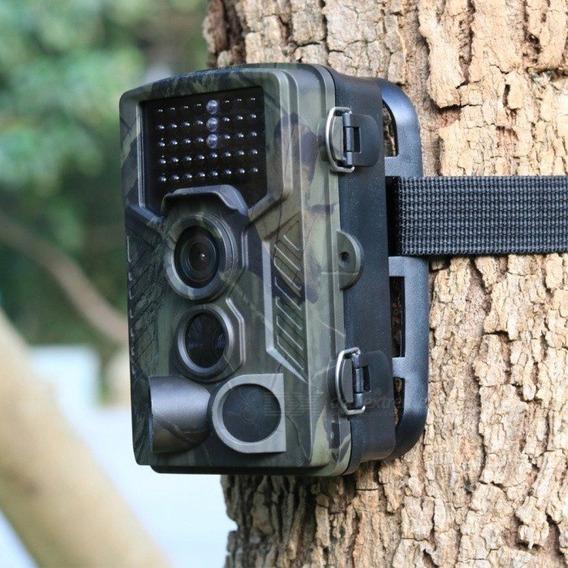 Câmera Trilha Caça Ceva Tela Embutida Visão Noturna Hc-800a