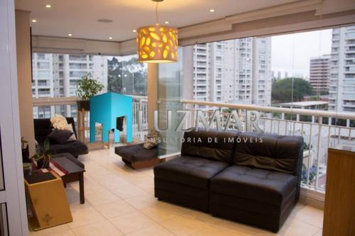 Excelente Apartamento Condomínio Novamerica - Santo Amaro - 319g