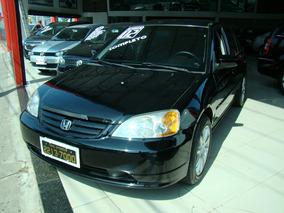 Honda Civic 1.7 Lx 4p Sem Entrada