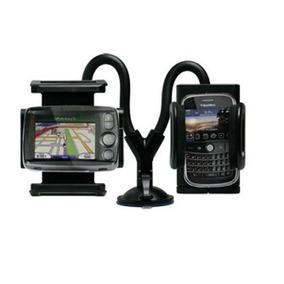 Suporte Veicular Para Celular Smartphone iPod iPhone Pda Gps
