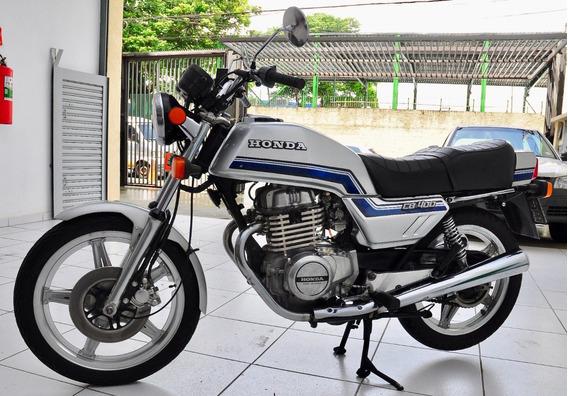 Cb 400 1981 Japonesa