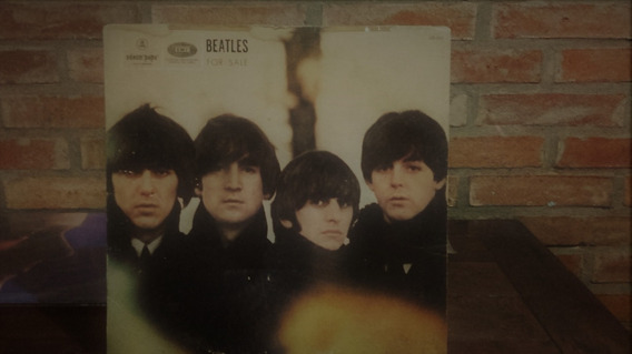 Disco Vinilo Lp. Beatles . For Sale