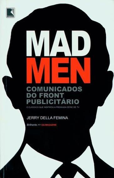 Mad Men - Comunicados Do Front Publicitário Jerry Della Femi