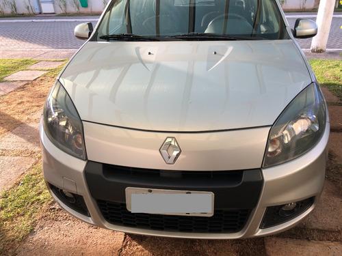 Imagem 1 de 13 de Renault - Sandero 1.6 Expression 8v Flex 4p Manual