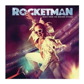 Cd Rocketman (elton John) Trilha Original Do Filme 2019