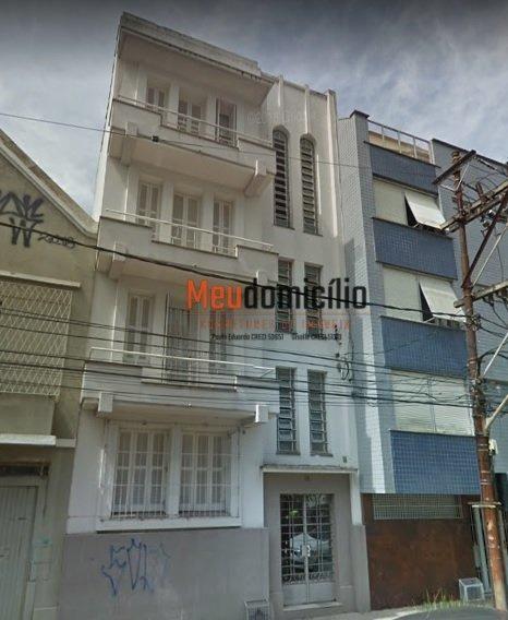 Apartamento A Venda No Bairro Farroupilha Em Porto Alegre - - 15453md-1