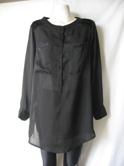 Camisa Maria Cher, Talle L ( Tipo Camisola)