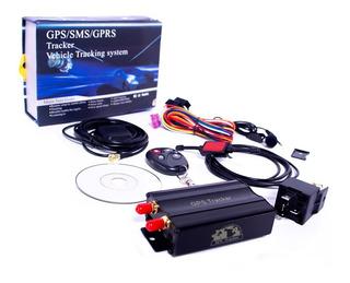 Gps Para Autos Tracker Localizador Rastreador Satelital