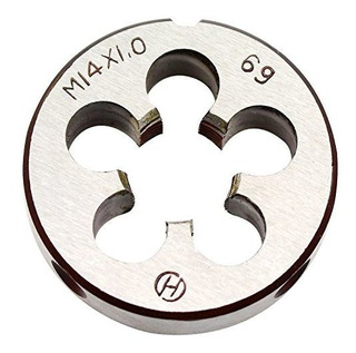 14 Mm X 1 Metricas Mano Derecha Ronda Troquel Maquina Hilo D