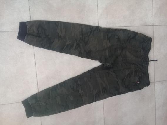 Pantalon Jogging Camuflado
