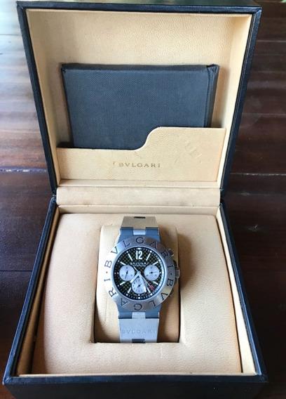 Relógio Bvlgari Titanium Original