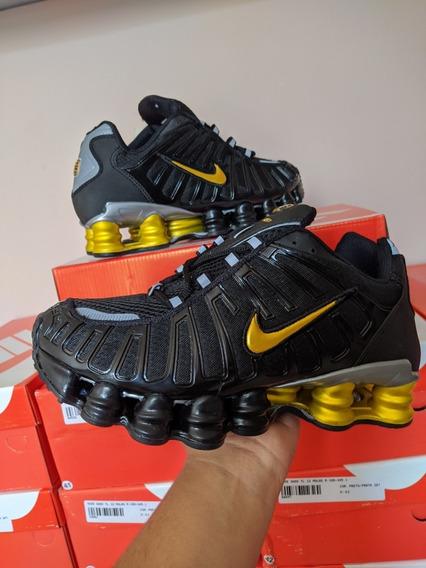 Tênis Nike 12 Molas Refletivel Importad