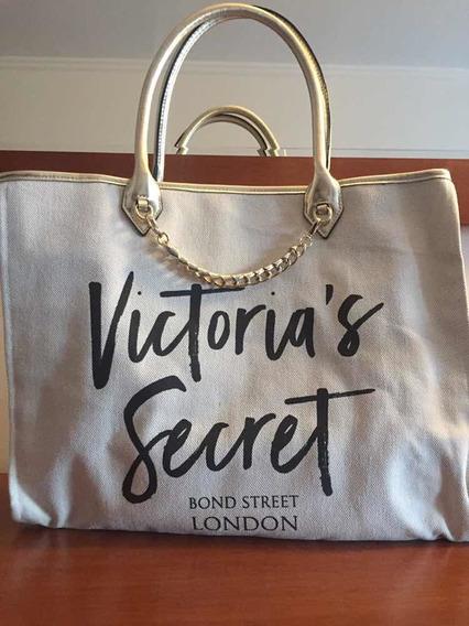 Bolso Tote Bag Victorias Secret Original