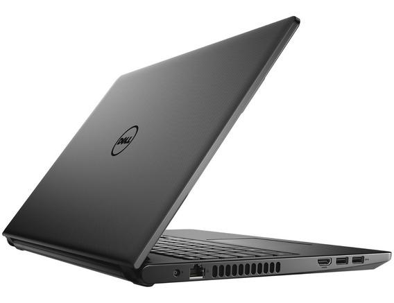 Notebook Dell Intel Core I3 4gb 1tb Wifi Webcam Hdmi - Novo