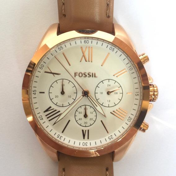 Relógio Feminino Fossil Bq1751 Analógico Original Usa