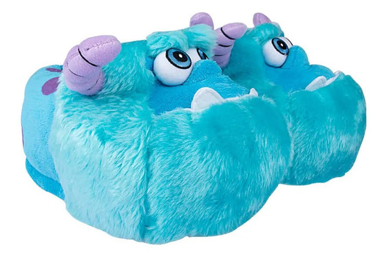 Pantufa 3d Sulley Monstros Sa Disney