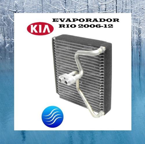 Evaporador Kia Rio 2006-2012