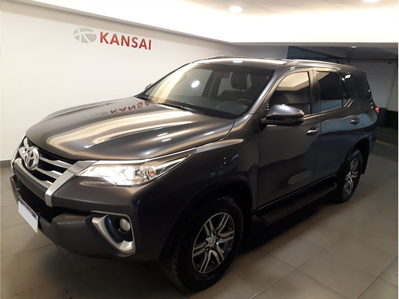Toyota Hilux Sw4 Sr Mt 2018