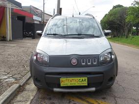 Fiat Uno 1.0 Evo Way 8v Flex 4p Manual