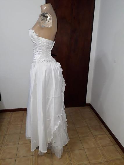 Vestido De Novia Usado Excelente Estado
