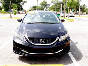 Honda Civic Lx 2015 4 Puertas