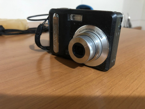 Camera Digital Polaroid I735 7 Mp Importada + Acessórios
