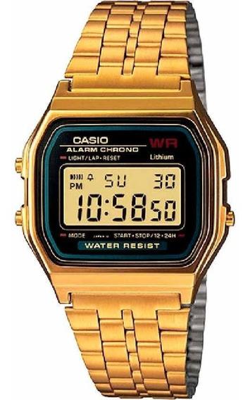 Reloj Casio Vintage Original A159wgea-1vt Ghiberti