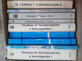 Oferta!! Libros Universidad Nacional Abierta Lee Publicacion