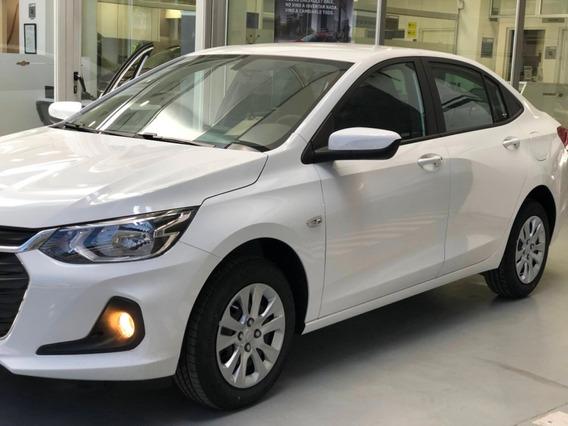 Chevrolet Onix Plus 1.2 (nuevo Prisma) - Anticipo Y Cuotas