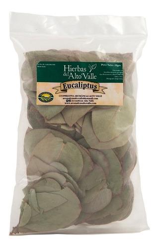 Eucaliptus 25 Grs-hierbas Medicinales Aromáticas Alto Valle