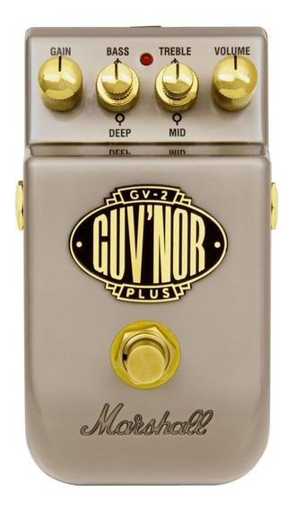 Pedal Marshall Guvnor Gv2 + Nf E Garantia!