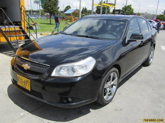 Chevrolet Epica At 2500 Full Equipo