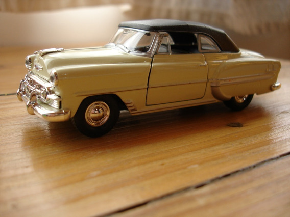 Chevrolet Bel Air 1953 Escala 1/38 Autos De Coleccion