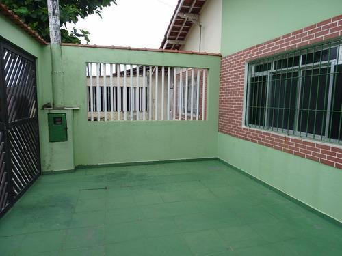 Casa Lado Praia, 2 Dormitórios, 70 Metros Do Mar - Ca0103