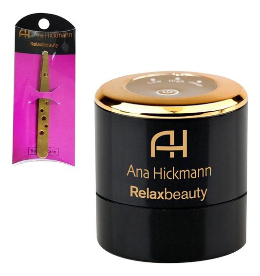 Auto Aplicador De Base Perfect Make Up + Pinça Relaxmedic